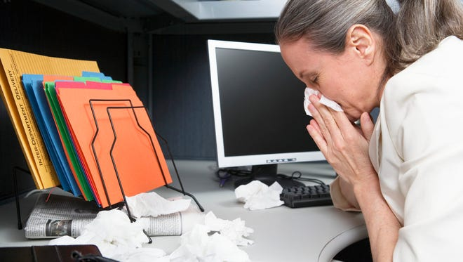 Nearly half of Arizona workers have no sick time, according to a new study.