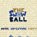 The SnowBall promotional poster from 2011