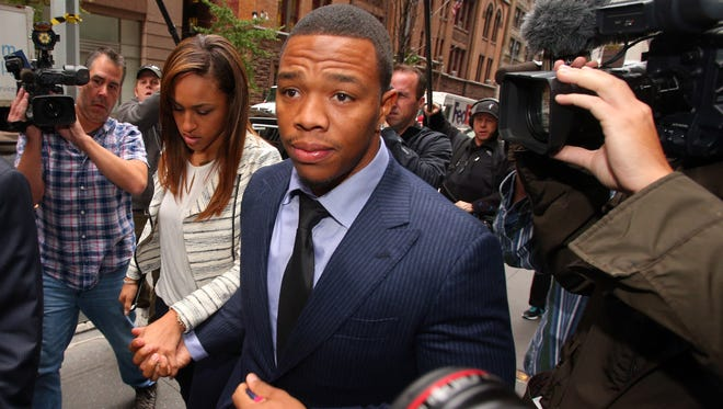 Ray Rice is still seeking NFL employment after being cut by the Ravens in September.
