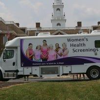 Delaware mammography van facing elimination under Carney budget plan