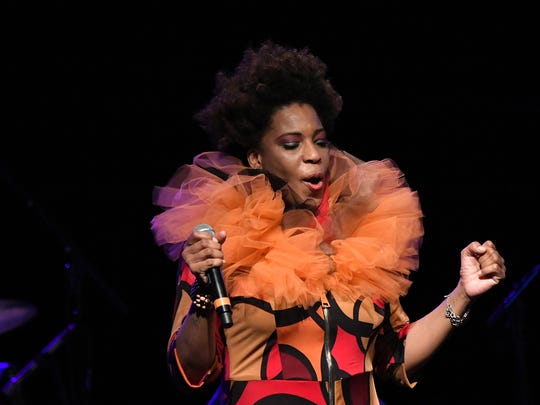 "Macy Gray is releasing a new album titled ""Ruby."""