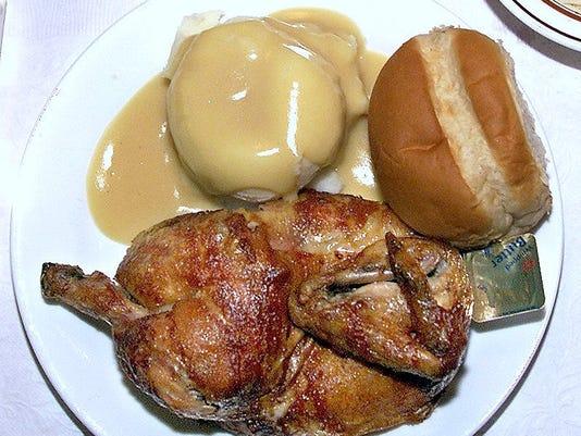ELM 0228 CHICKEN DINNER