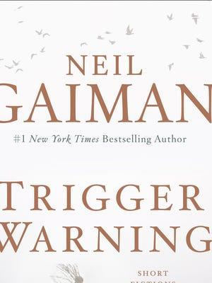 Cover of 'Trigger Warning' by Neil Gaiman.