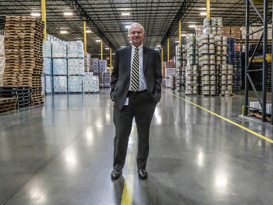 Phil Terry, CEO of Monarch Beverage