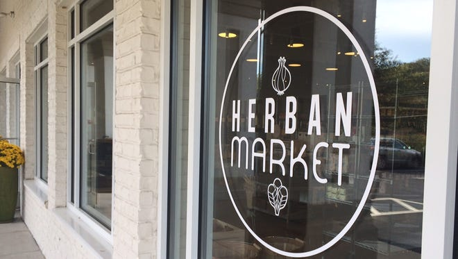 Franklin's Herban Market puts an emphasis on organic products including produce, meat and dairy selections from local vendors.