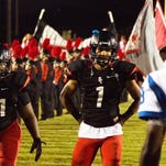 Cynterius Lyons of Stewart's Creek is one of 17 that will be attending the final recruit visit for APSU.