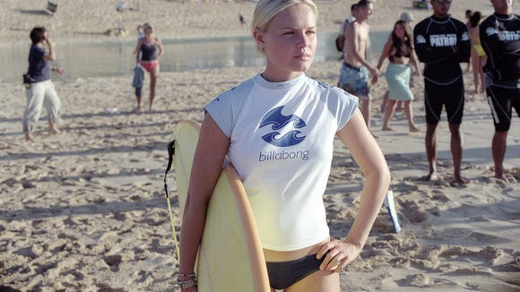 Kate Bosworth in 'Blue Crush.'
