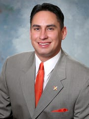 Democrat Howie Morales of Silver City is shown in this