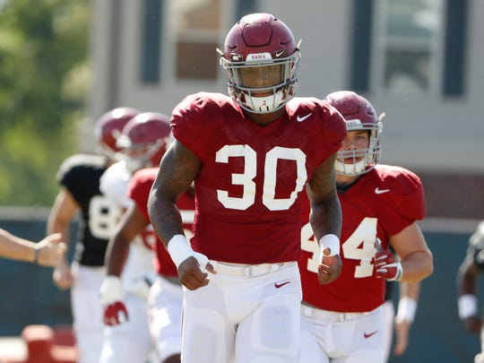 Montgomery native Mack Wilson (30) could be the next