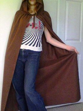 """Teens age 13 and older can learn how to sew a simple cosplay cape at 4 p.m. Tuesday, Feb. 13, in the Fond du Lac Public Library's Idea Studio. All supplies provided, including fabric. Free. Space is limited; registration required at fdlpl.org, click """"Calendar."""""""