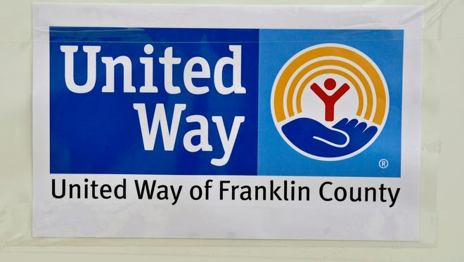 The United Way of Franklin County held a campaign closing barbeque Wednesday, March 23, 2016 at  Eugene C. Clarke Jr. Community Center.