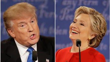 Experts analyze candidates' debate body language, expressions