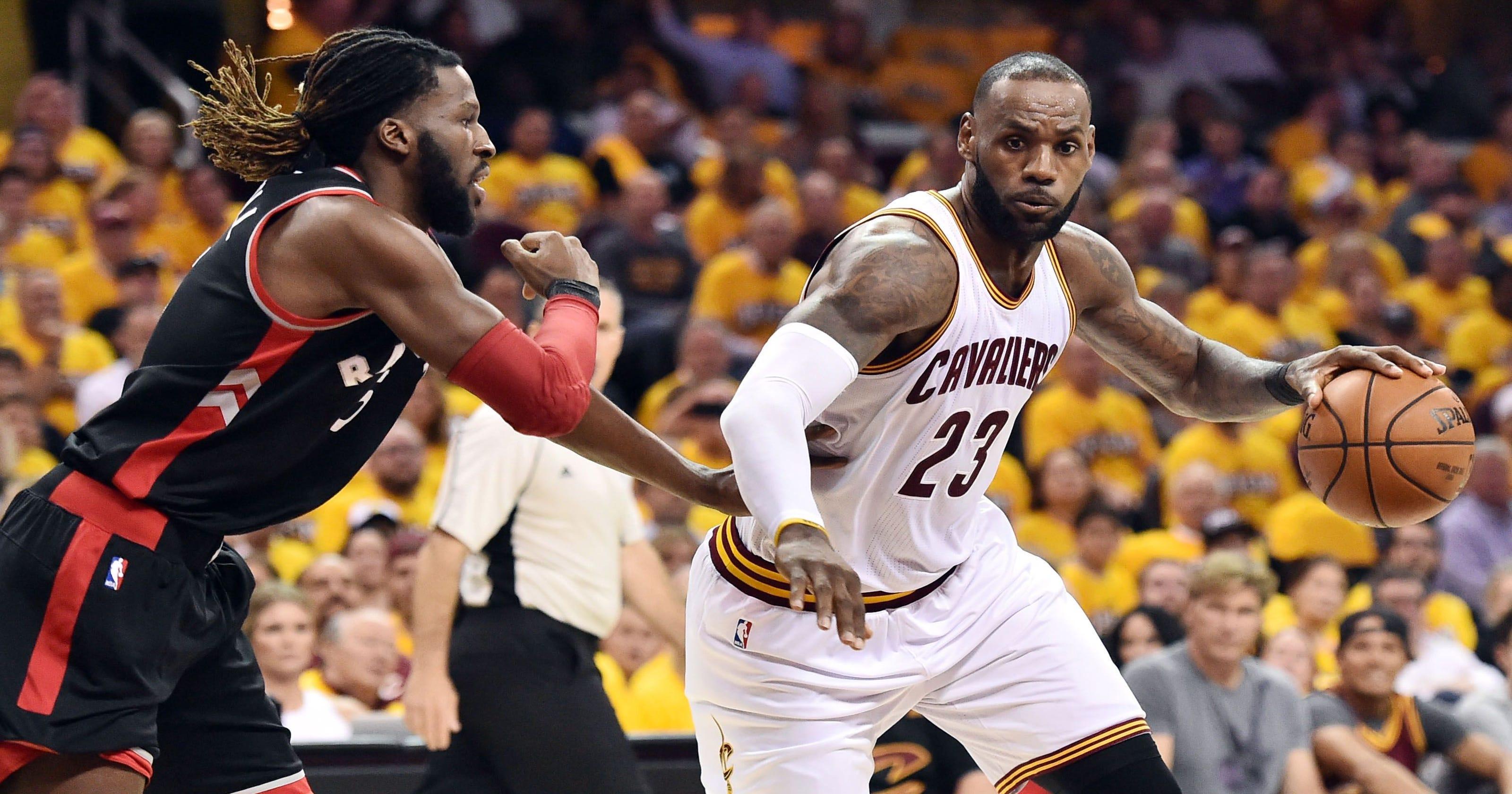NBA Playoffs  LeBron grabs a beer  Spurs get steamrolled ed2cec235