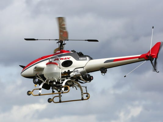 AP DRONE REVOLUTION A USA CA