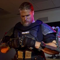 Clay Matthews becomes Call of Duty intern