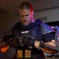 Clay Matthews becomes Call of Duty intern