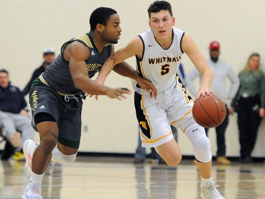 Whitnall's Tyler Herro recently committed to play at