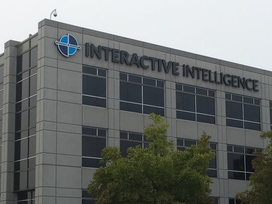 The Interactive Intelligence offices on the northwest
