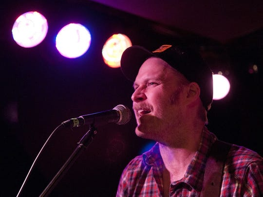 M.C. Taylor will perform with Hiss Golden Messenger Jan. 26 at Luna Music.