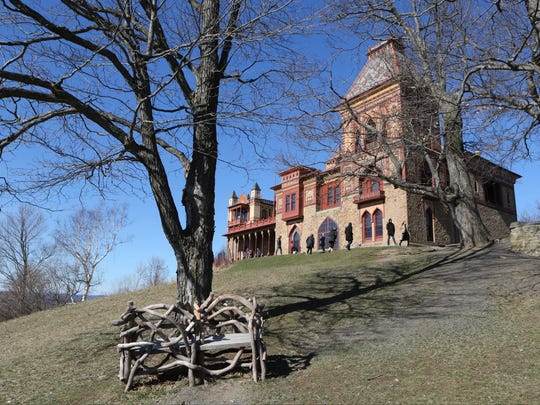 The grounds of Olana State Historic Site in Hudson, the home of landscape painter Frederic E. Church, have reopened for special outdoor tours.