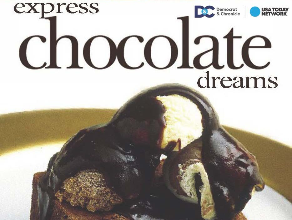 "Download over 25 complete recipes—with pictures!—with this FREE e-Cookbook, ""Chocolate Dreams."""
