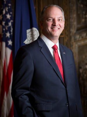 Gov. John Bel Edwards