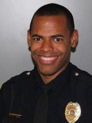 Green Bay Police officer Darryl Robinson