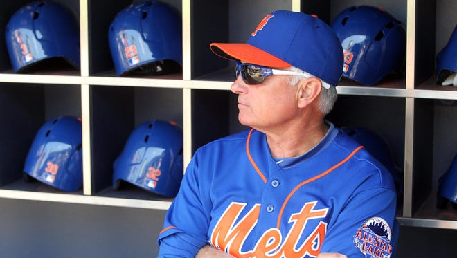 As expected, the Mets signed Terry Collins to a two-year extension.