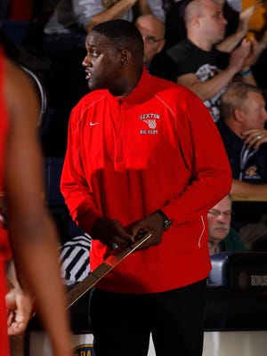 Carlton Valentine, who guided Sexton to Class B state titles in 2011 and 2012, stepped down as the Big Reds' coach Thursday.