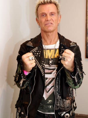 A Video Salute To Rocker Turned Author Billy Idol