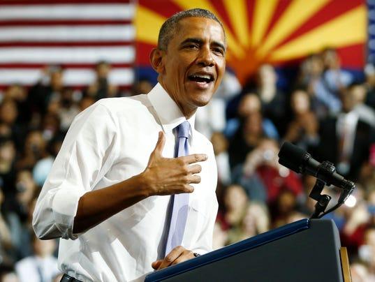 Obama in Phoenix; Housing is focus of today\'s speech