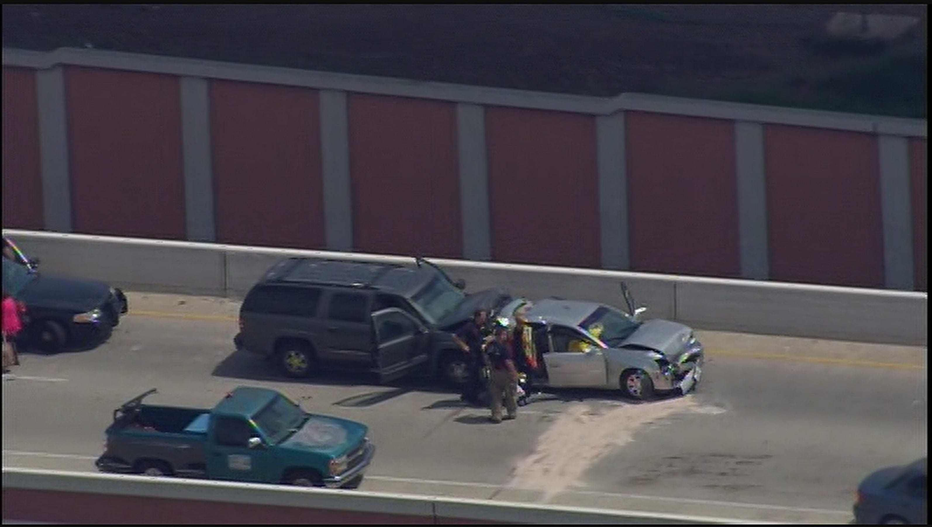 Hwy 281 South R To Loop 410 West Reopens After Fatal