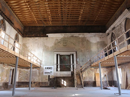 A look inside what will be Taft's Ale House in Over-the-Rhine.
