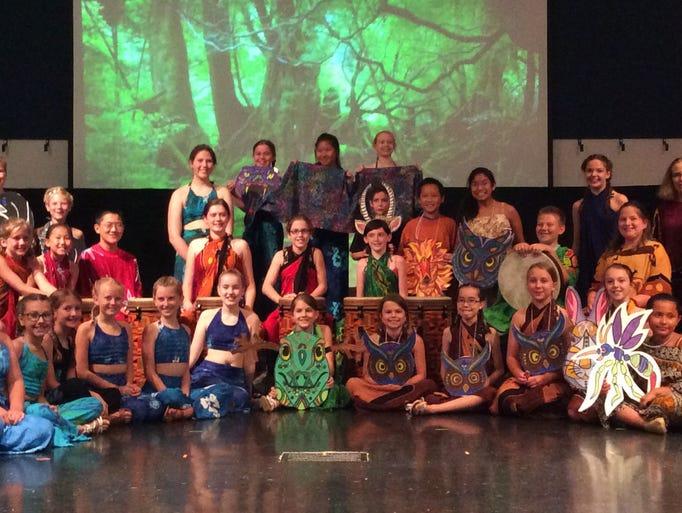 D.C. Everest summer program students in fourth through