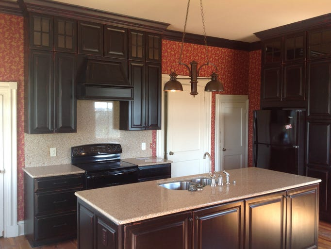 .The current owners installed a new kitchen and new