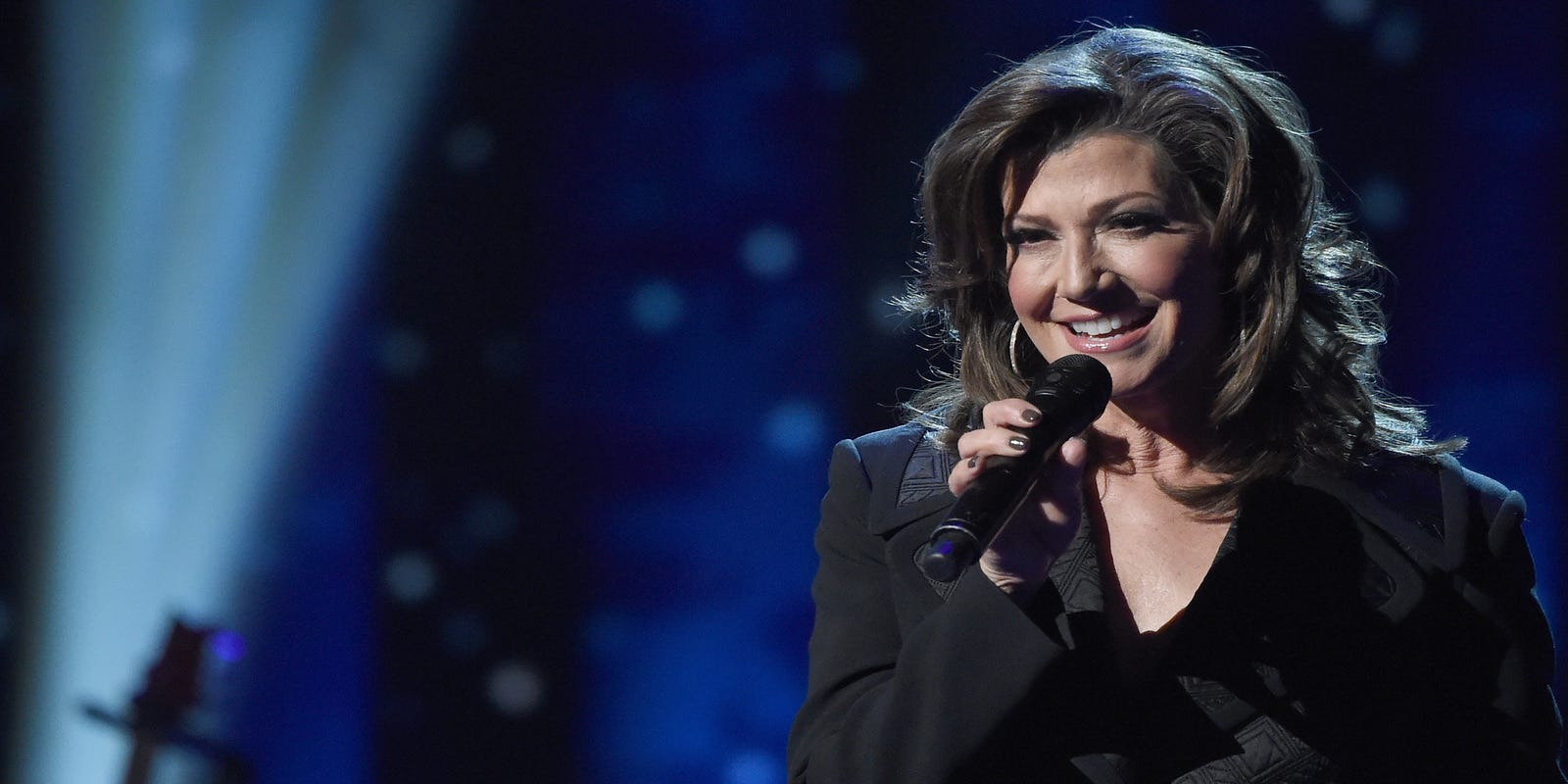 What Amy Grant learns before she dies