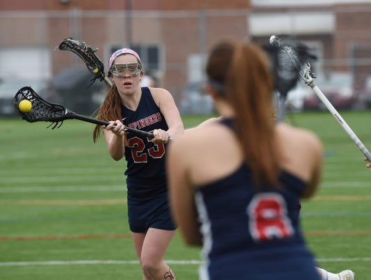 Girls lacrosse: Arlington v. Wappingers