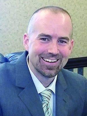 Superintendent Adam Brumbaugh