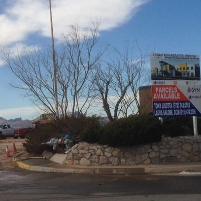 El Paso 'Pill Hill' getting 42-bed rehab hospital