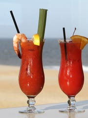Enjoy a bloody Mary at McCloone's Pier House this Easter