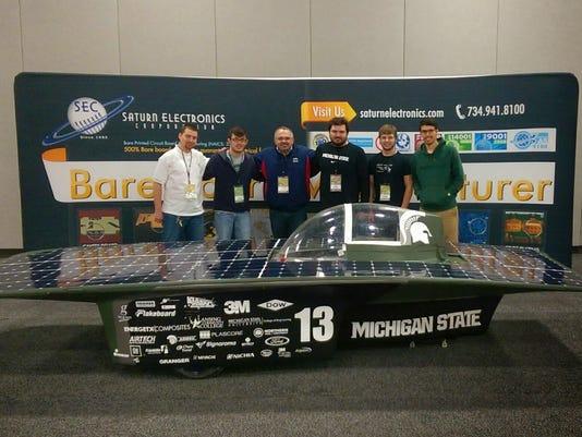 MSU Solar Car Team