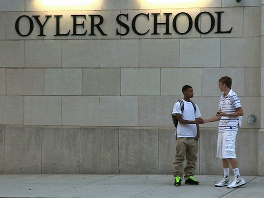 "A ""Marketplace"" documentary about Cincinnati's Oyler School premiers Friday."