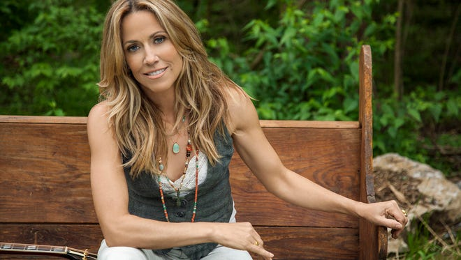 Sheryl Crow will release her first country album, 'Feels Like Home,' on Sept. 10.