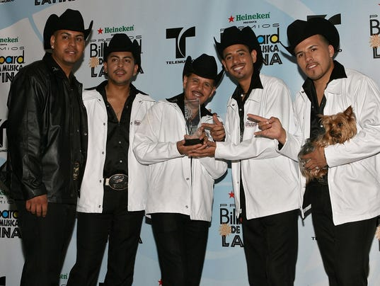 2006 Billboard Latin Music Awards - Press Room