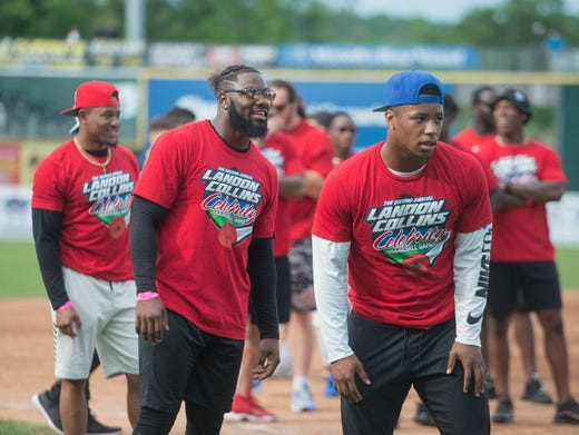 Celebrity softball game roster 2019