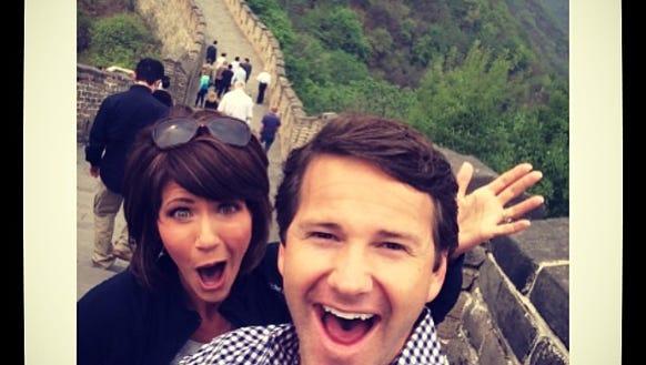 Noem & Schock Great Wall