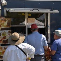 Food Truck Battle Staunton Va