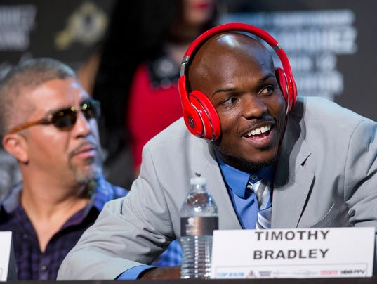 Timothy Bradley