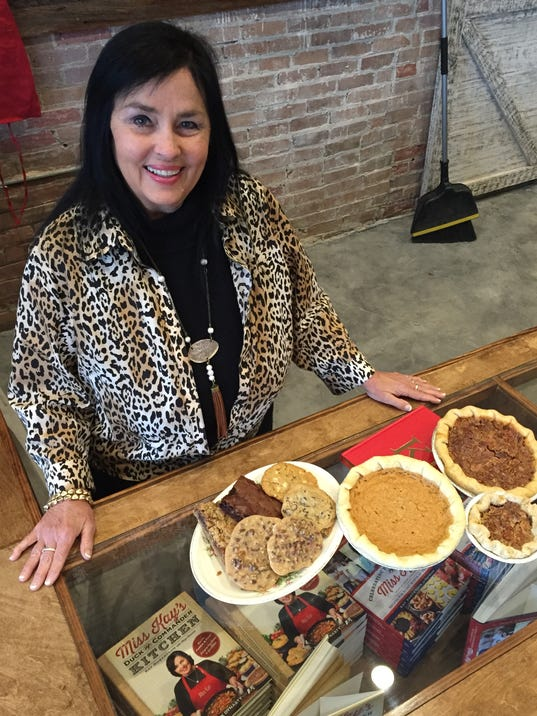 Sweet Tooth Duck Dynasty Star Miss Kay Opens Bakery