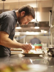 Selden Standard's executive chef and partner Andy Hollyday